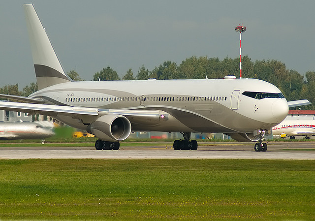 Boeing 767-33A 'The Bandit'