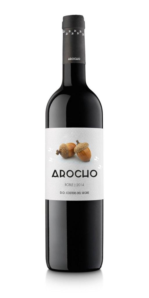Arocho vi negre frontal