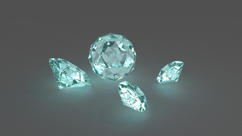 Tiffany & Co., popular diamond sellers,