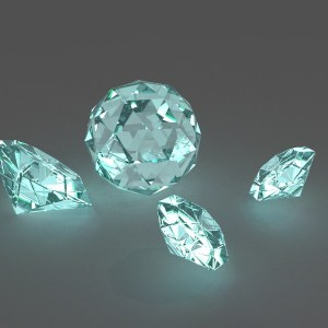 Tiffany & Co., popular diamond sellers,