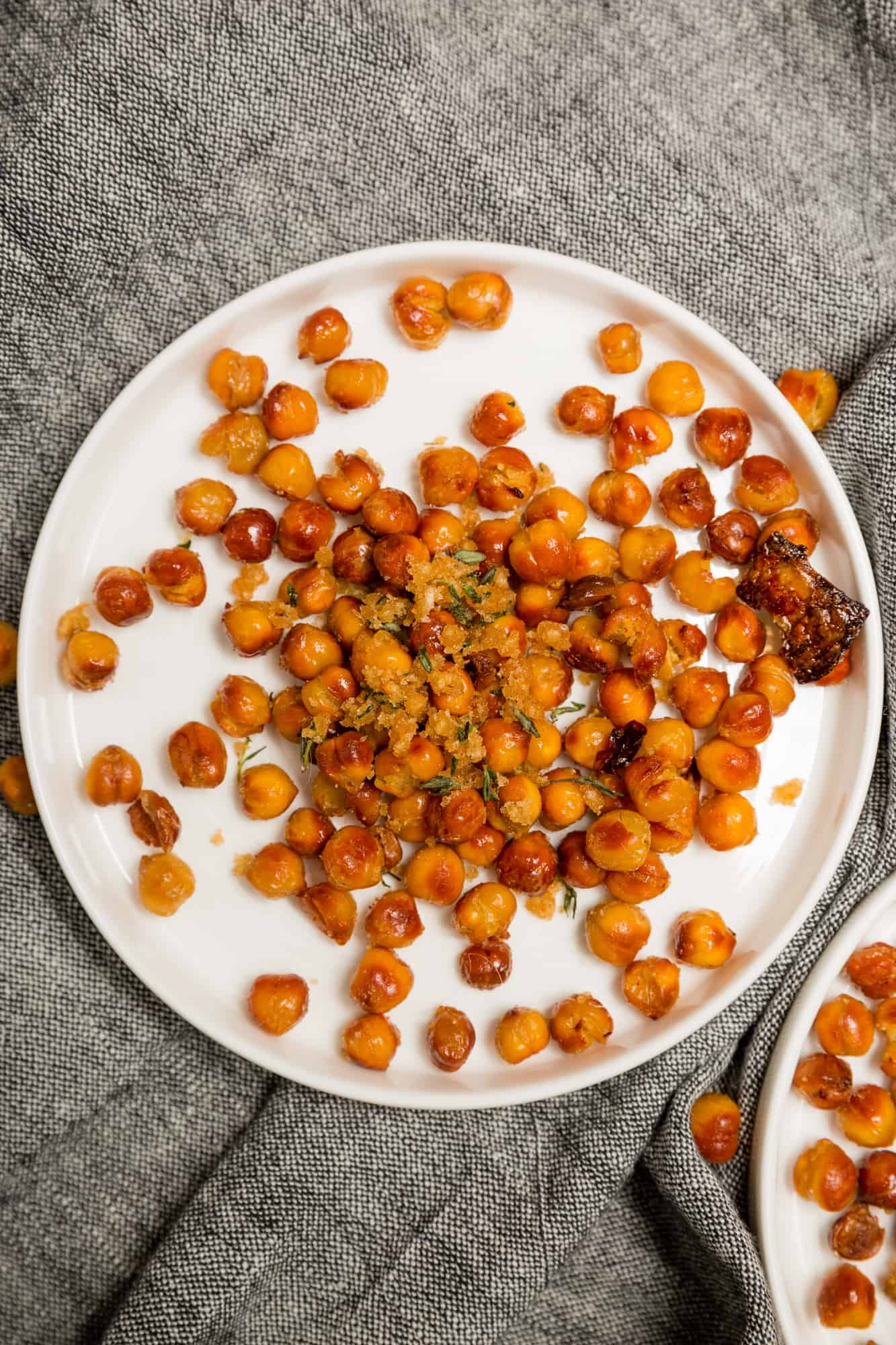 Roasted Chic Peas