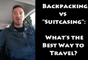 Backpacking vs Suitcasing