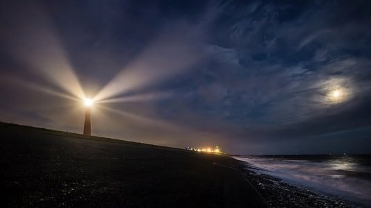 shining beacon