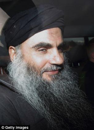 Radical Islamists Abu Qatada