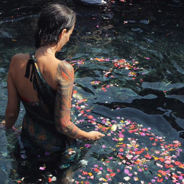tirta empul sacred water