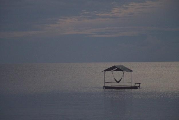 Review of The Sanctuary yoga retreat, spa and detox resort in Haad Tien, Koh Phangan, Thailand. Hammock life.