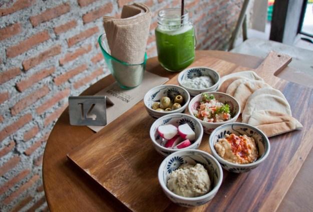 broccoli revolution vegan restaurant, bangkok, thailand