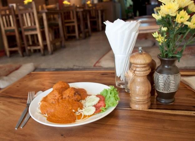ethos vegetarian and vegan restaurant, khao san road, bangkok