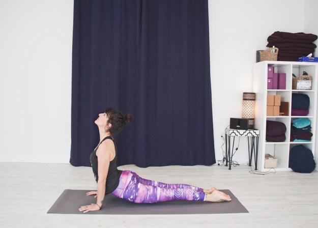 yoga cobra or updog