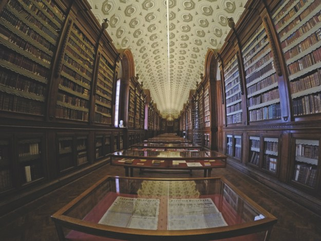Biblioteca Palatina - Palazzo della Pilotta