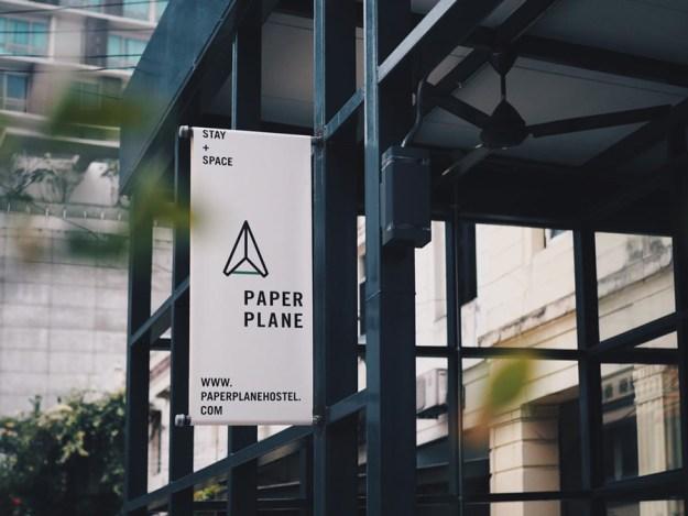 paper plane hostel kuala lumpur