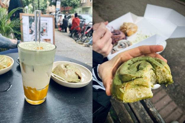 vegan berlin guide - calm coffee