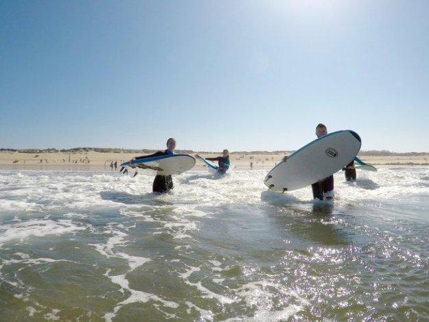 surf camp porto