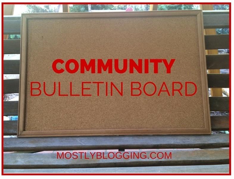Blogging Events