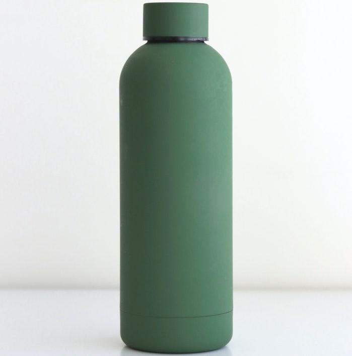 10 Easy Low Waste Swaps | Reusable water bottle