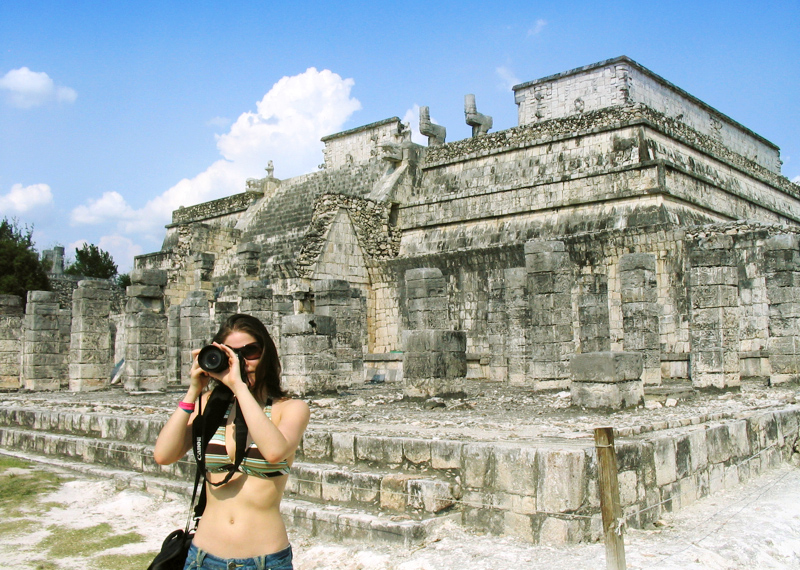 A Story about Chichen Itza