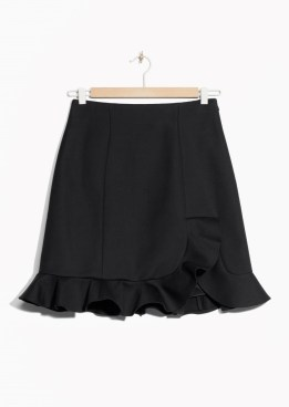 Frill skirt at & Other Stories