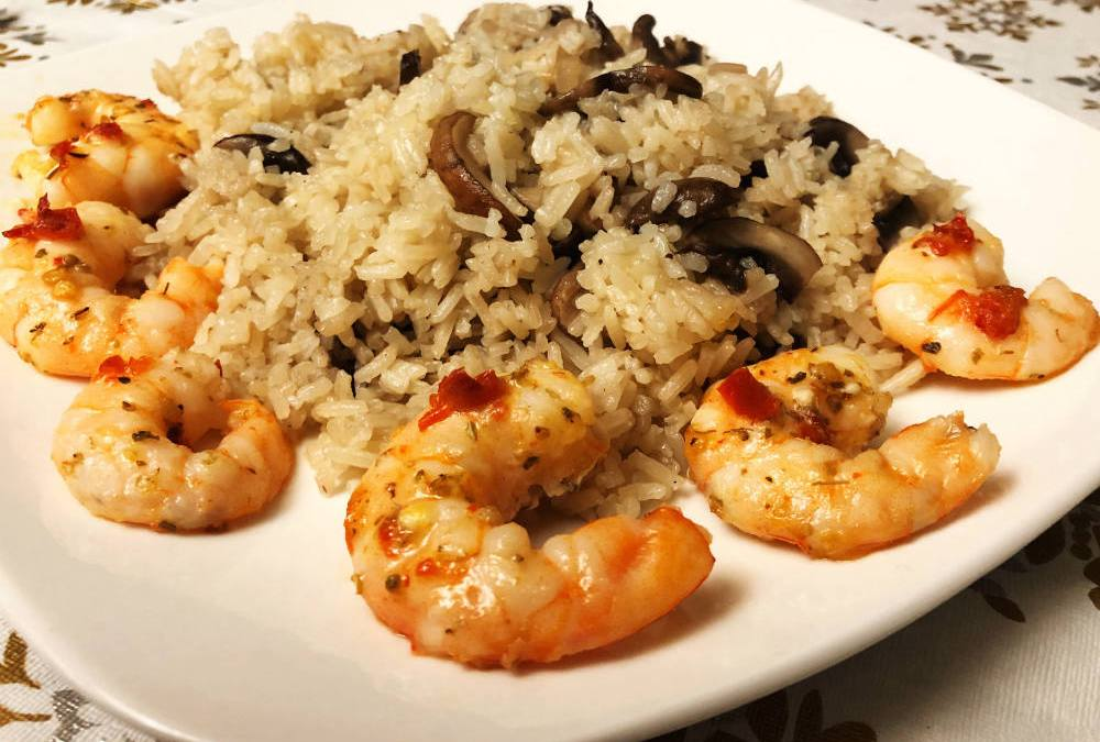 Spicy Calabrian Shrimp – A Crowd Pleaser