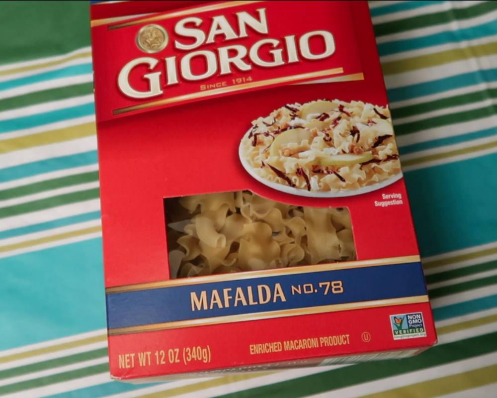Mafalda pasta