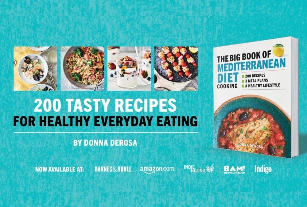 The Big Book of Mediterranean Diet Cooking promo