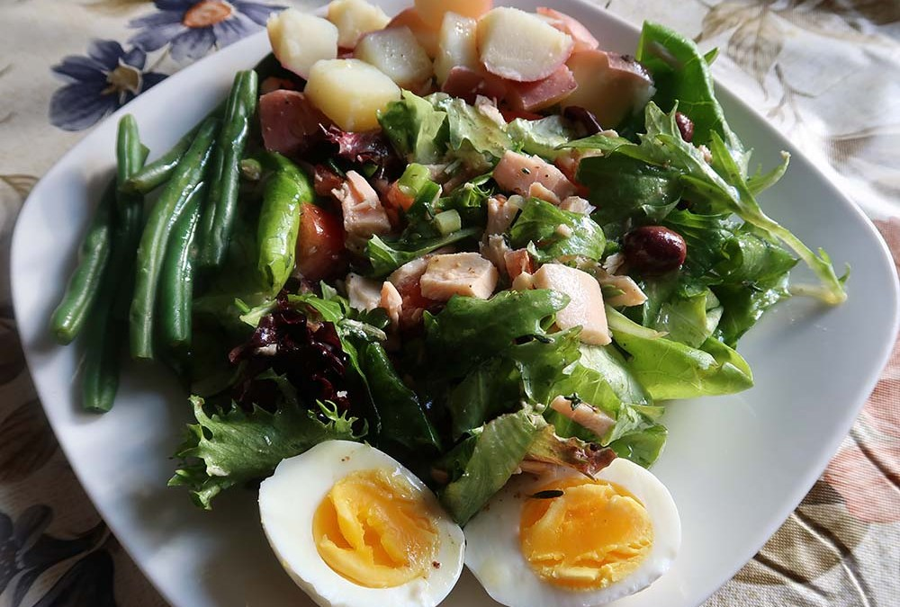 Niçoise Salad – A French Classic