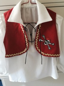 Looks great with the vest