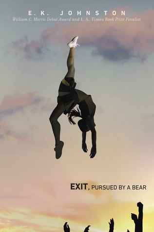 2 YA Books To Read On Sexual Assault : The Way I Used To Be & Exit, Pursued by a Bear