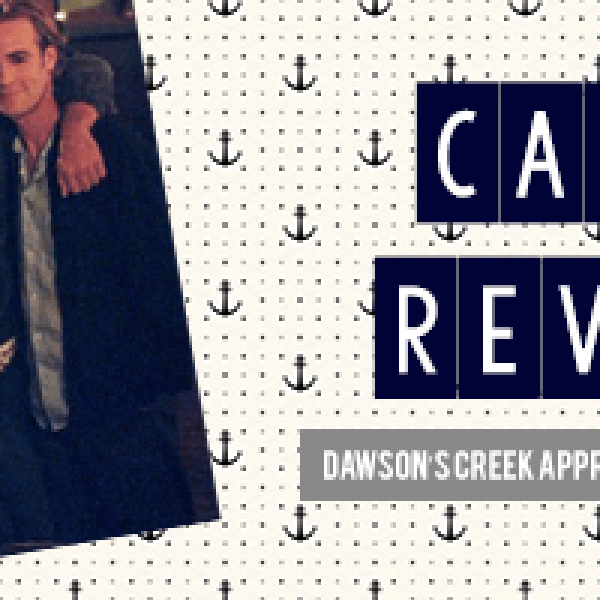 On Dawson's Creek and Love Triangles [Capeside Revisited]