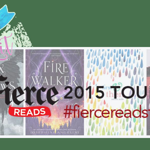 2015 Fierce Reads Tour: Recap!
