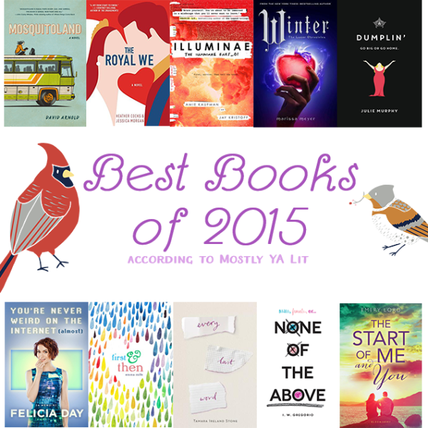 Top Ten Tuesday: My Best Books of 2015