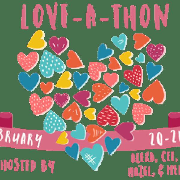 Book Spine Poetry | Loveathon 2016