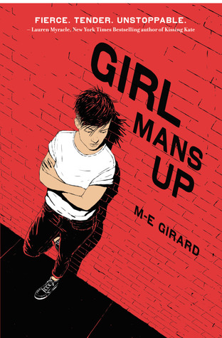 Girls With Guts: Girl Mans Up and Overdrive | Gritty Canadian YA