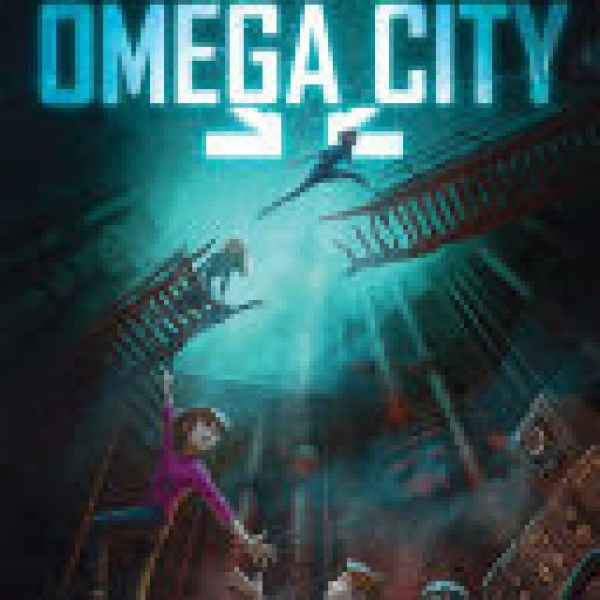 """Don't Call Me Crazy"" Review: Omega City by Diana Peterfreund"