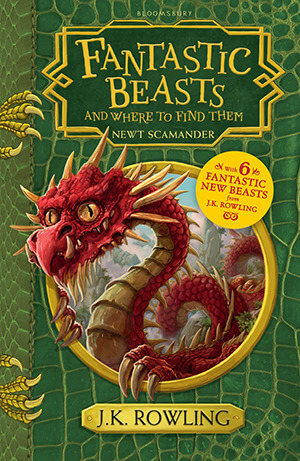 A Peek At the New Fantastic Beasts and Where to Find Them   J.K. Rowling