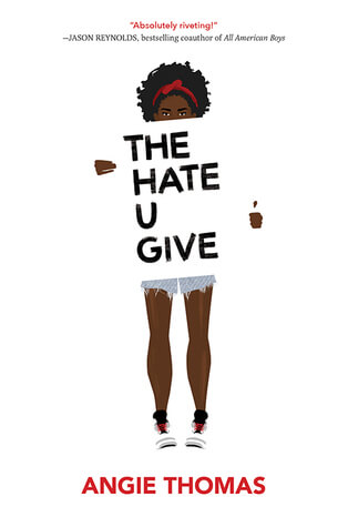 GIVEAWAY CONTEST: The Hate U Give by Angie Thomas | Review