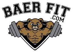 Baer Fit Logo