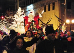 The Dayton Children's Parade Spectacular in Lights is a holiday favorite.
