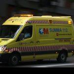 Herida muy grave una anciana en el incendio de un piso en Móstoles