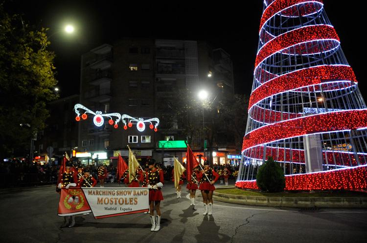 Móstoles inaugura su Navidad el día 5
