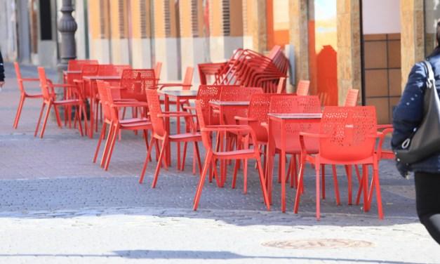 El Ayuntamiento no limitará el espacio de terrazas durante la fase 1 de la desescalada