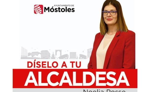 El Gobierno local recupera el programa 'Díselo a tu alcaldesa', diseñado por Clepsidra