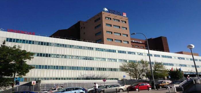 El Hospital de Móstoles ha invertido ya más de 400.000 euros en equipamiento contra la pandemia