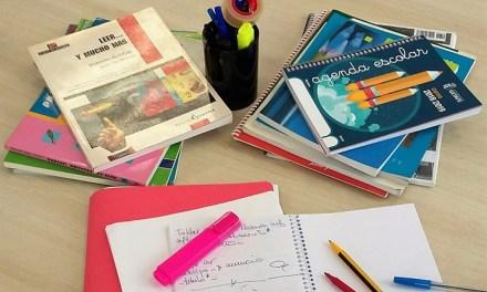 Abierto el plazo para solicitar ayudas para material escolar en 2º ciclo de Educación Infantil
