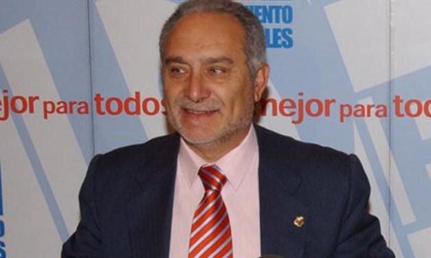 El exalcalde Esteban Parro, imputado en la Trama Púnica