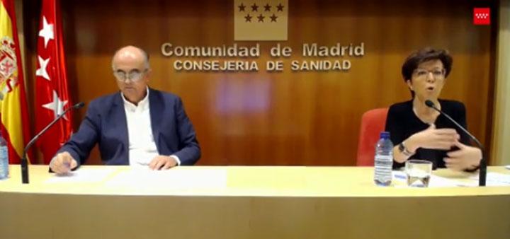 Las zonas básicas de salud de La Princesa y Barcelona, de nuevo confinadas