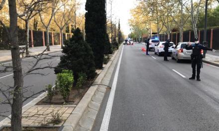 Las restricciones a la movilidad en la capital y en 9 grandes municipios arrancan hoy a las 22:00 horas