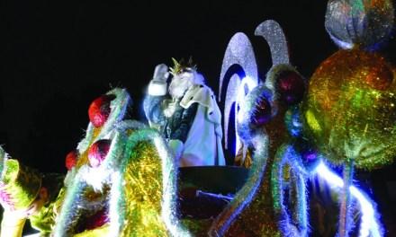 SSMM los Reyes Magos de Oriente recorrerán el día 5 las calles de la ciudad en dos autobuses descapotables