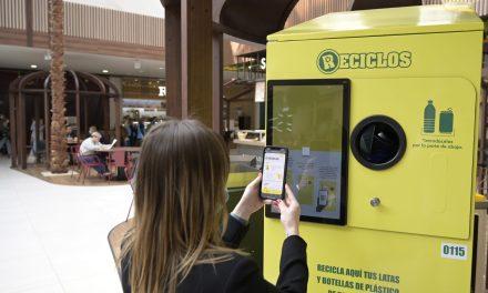 El sistema de reciclaje con recompensa llega a intu Xanadú