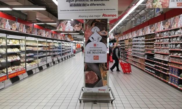 Inaugurada la campaña Alimentos de Madrid en Alcampo