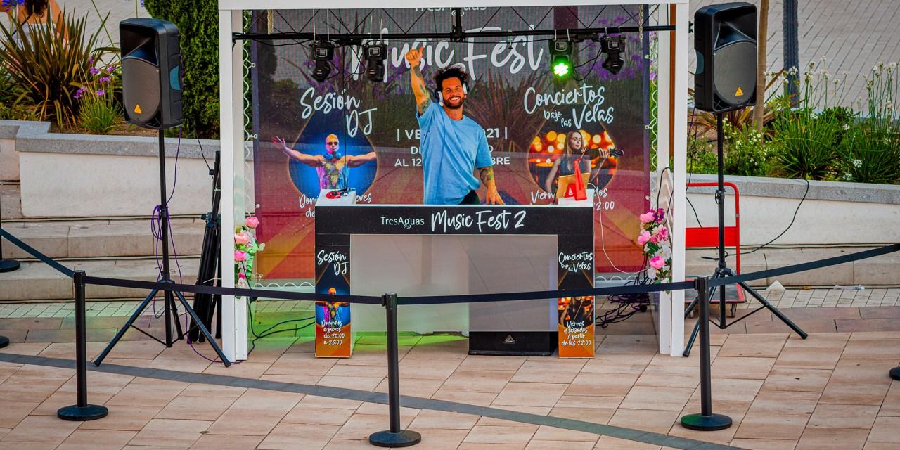 "TresAguas pone la banda sonora al verano con ""TresAguas Fest 2"""